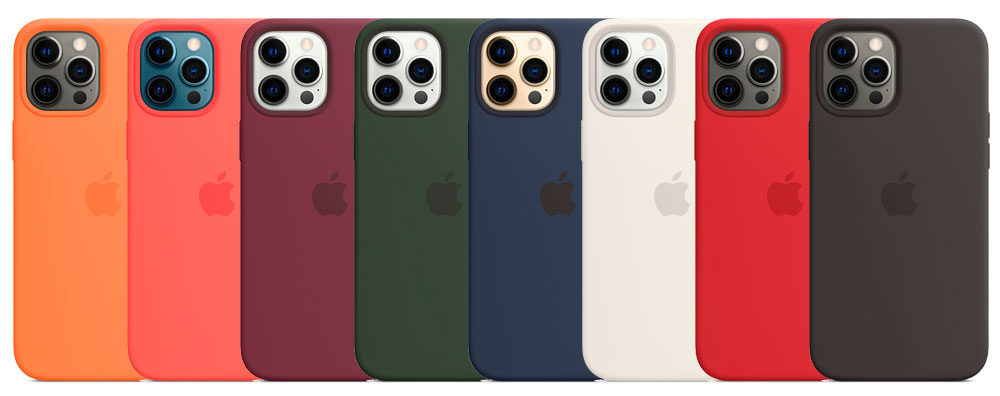 Funda con MagSafe para iPhone 12 Pr $ 19,50 USD