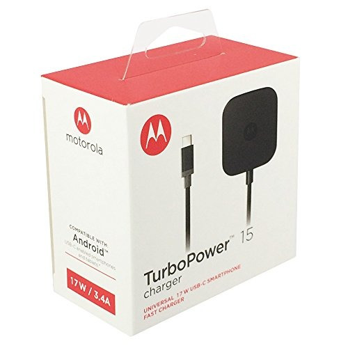 Cargador Motorola TurboPower 1 $ 6,65 USD