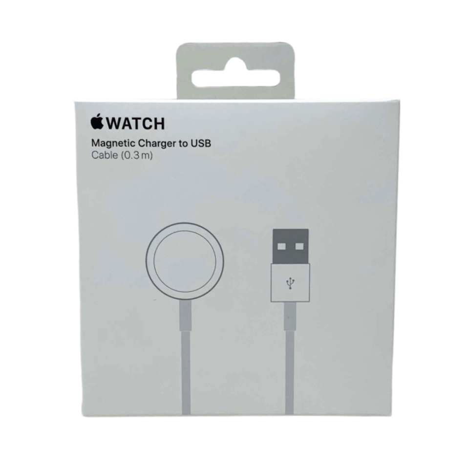 Apple Watch cargador magnetico (0.3 m) $ 18,70 USD