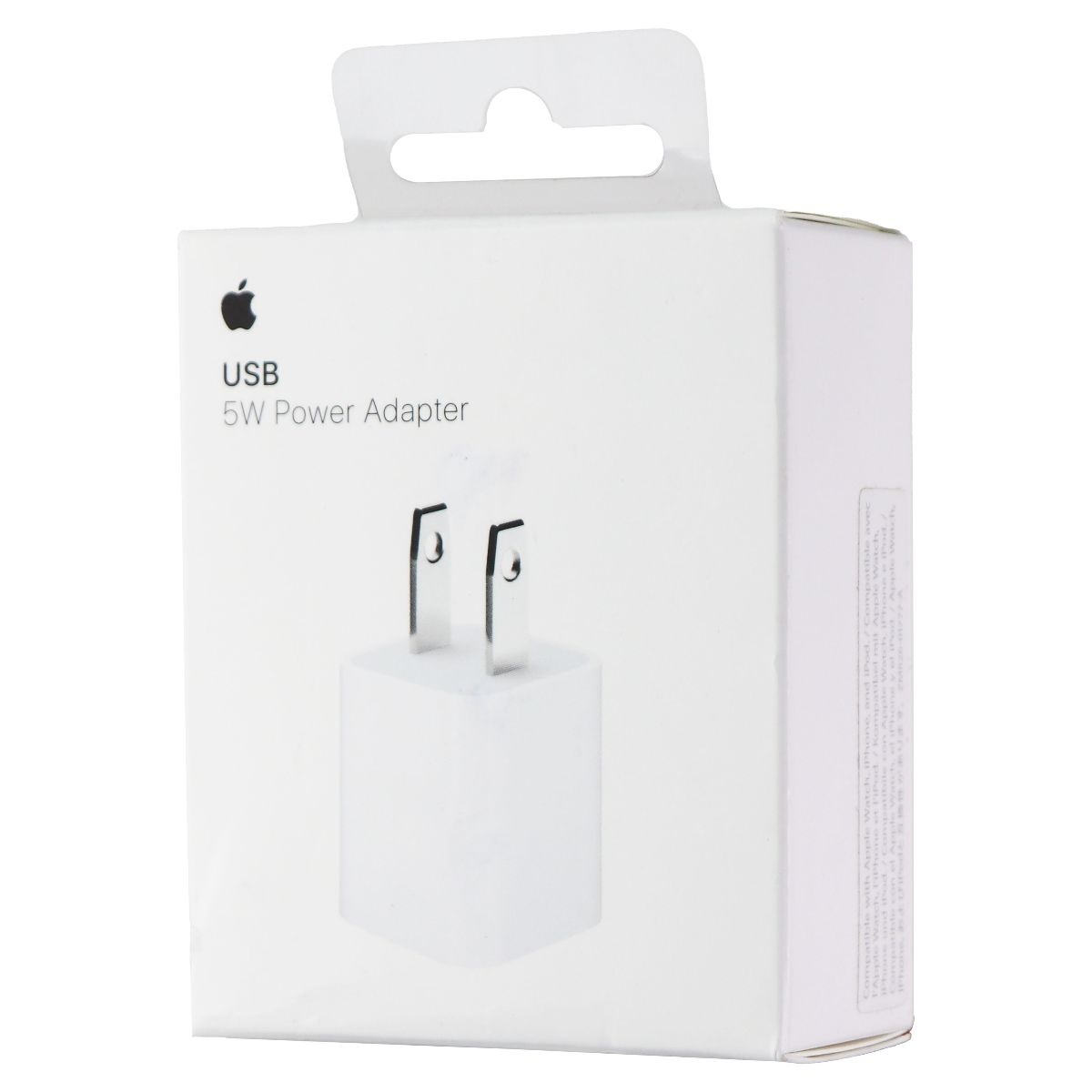 Apple adaptador de corriente USB de 5W $ 7,22 USD
